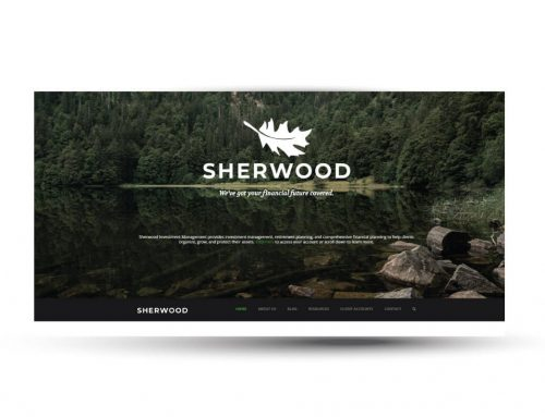 Sherwood Investment Management | Website Design